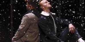 Ryan O'Shaughnessy y el show de amor gay con el que Irlanda emocionó en Eurovisión