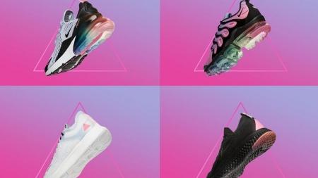 Nike lanza zapatos con orígenes temáticos de la historia gay