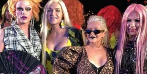 Christina Aguilera aparece en el pride de LA