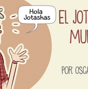 El Jotíshimo mundo de David, un comic gay mexicano