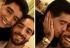 El beso de Maradona a Maluma que está causando gran controversia