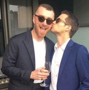 Sam Smith y Brandon Flynn terminaron