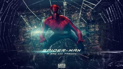 Spiderman ya tiene su parodia porno gay
