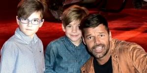 Ricky Martin afirma que desea que sus hijos sean gay