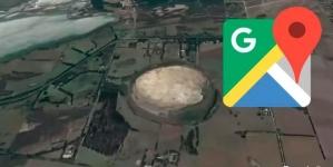 Australia: El pene más grande del mundo ha sido encontrado por Google Maps