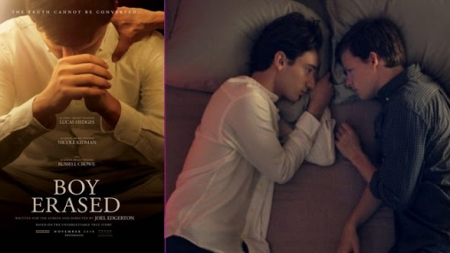 Boy Erased una pelicula gay que habla sobre las terapias de conversion