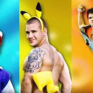 Fuckemon Go, la parodia porno gay de Pokemon Go