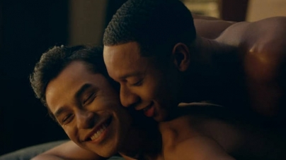 La escena de sexo gay en Dear White People