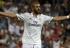 El futbolista Karim Benzema muestra todo a través de su ropa interior