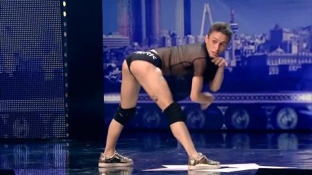 Adolescente sorprende con su Twerking en Got Talent España