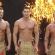 Bomberos australianos realizar un sexy y caliente calendario