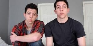 El antes y después de gemelos idénticos transgénero que pasaron su proceso juntos