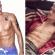 El boxeador Sam Lawson desnudo