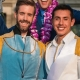 Jason Bitner y Garrett Smith en una boda mágica con sello Disney
