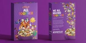 Kellogg's crea un edición especial para celebrar el 'Día del Espíritu' LGBTI