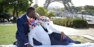 Las fotos del matrimonio de esta pareja gay se han hecho virales