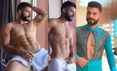 Las fotos hot del cubano Adrian Di Monte