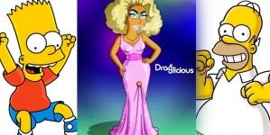 RuPaul aparecera en la nueva temporada de Los Simpsons