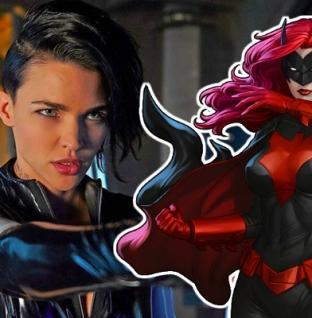 Sale a la luz la primera imagen de Ruby Rose como Batwoman