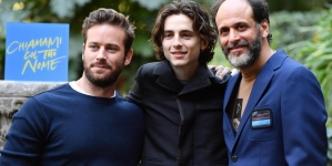 Timothée Chalamet y Armie Hammer confirmados para la secuela de Call me by your name