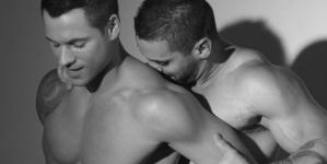 Erotismo y sensualidad en el spot de Andrew Christian