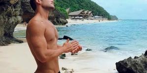 Filtran fotos desnudo de modelo Brandon Kilgour