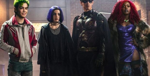 Personaje LGBT se une a los Titans para la temporada 2