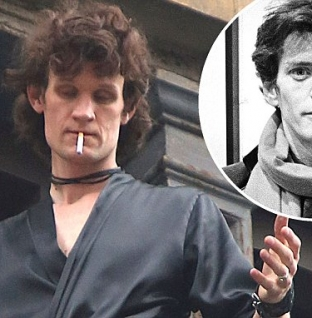 Matt Smith interpreta a Robert Mapplethorpe en Mapplethorpe