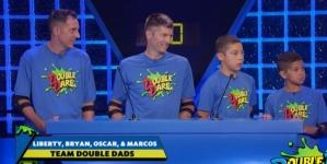 Nickelodeon presenta una familia con dos padres por primera vez en Double Dare