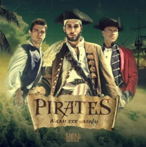 Piratas del Caribe tiene una parodia cine adulto para gays