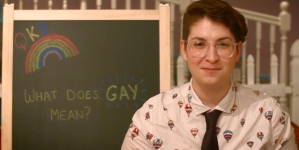 Queer Kid Stuff, el programa de internet que educa a los niños sobre la población LGBT