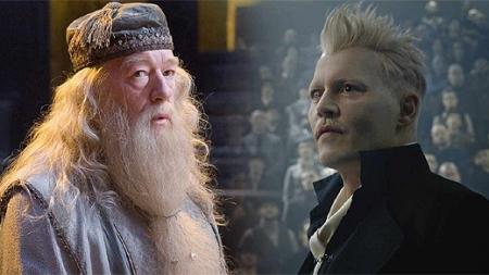 J.K Rowling confirma que Dumbledore era gay