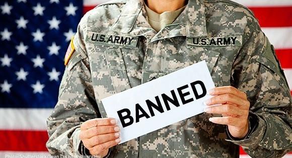 USA: Prohibición de tropas transgénero entra en vigor en abril