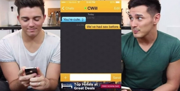 Usuarios de Grindr creen que pueden encontrar el amor en la app